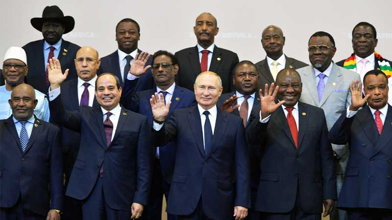 20 миллиардов долларов Россия простила Африке