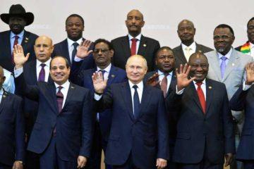 20 миллиардов Россия простила Африке